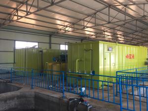 集装箱式污水处理系统